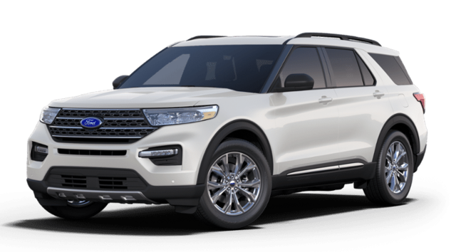 new 2020 Ford Explorer XLT SUV in Athens, AL
